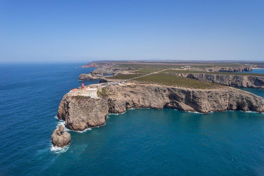 Cabo São Vicente, Portugal
