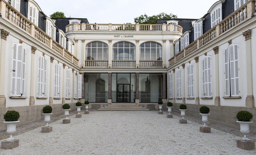 Champagne house Moët & Chandon