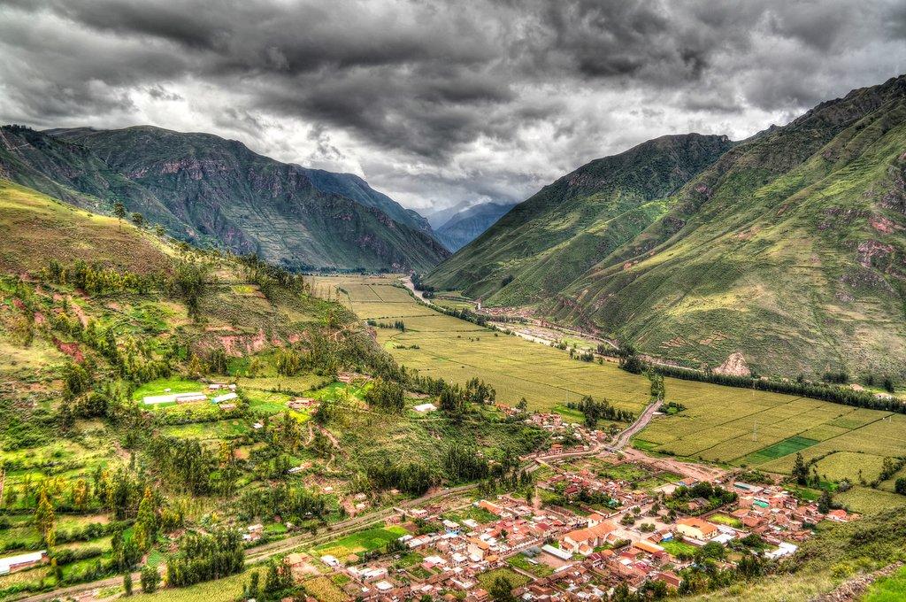 Landscape of the Sacred Valley