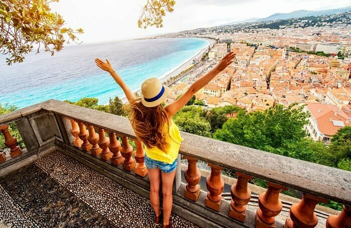 The beauty of Nice