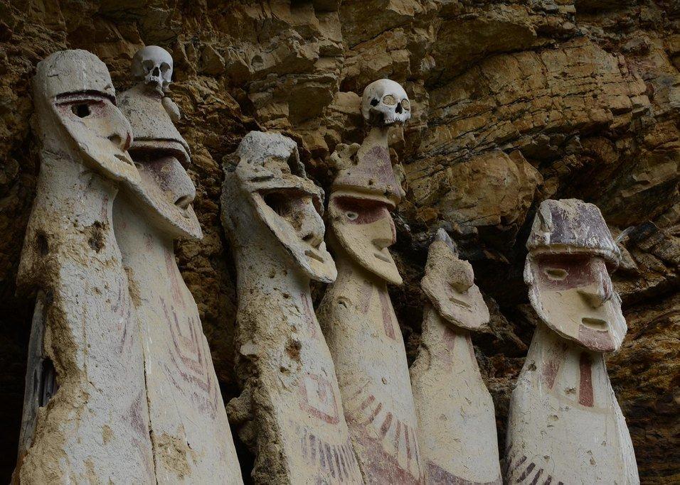 Sarcophagi of Karajia