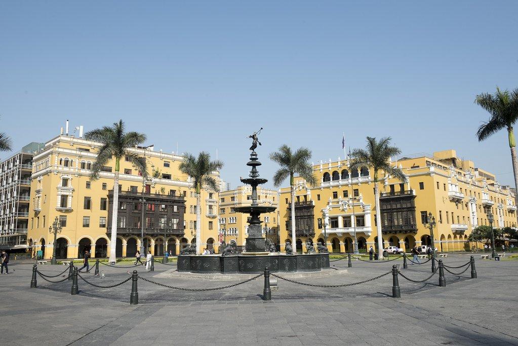 Plaza Mayor Armas, Lima