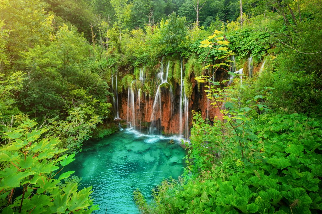 How to Get from Rovinj to Plitvice Lakes National Park