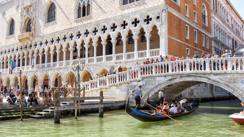 Waterfront and Doge's Palace