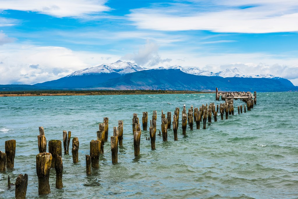 The Ultima Esperanza Sound, Puerto Natales