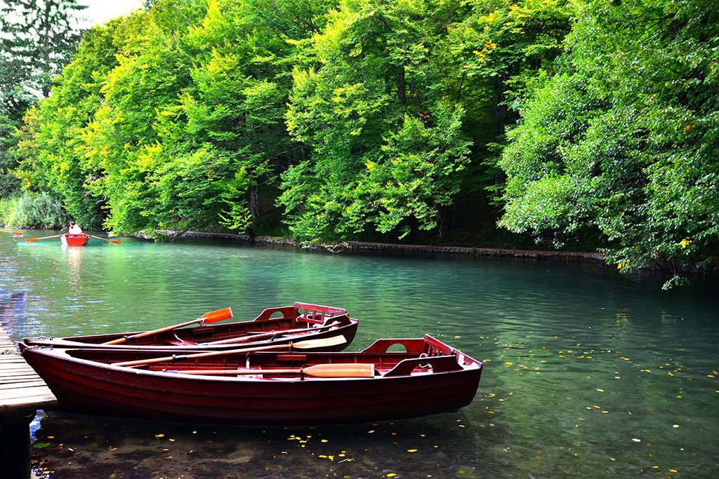How to Get from Piran to Plitvice Lakes National Park