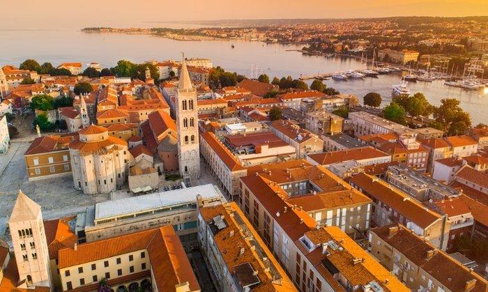Beautiful Zadar