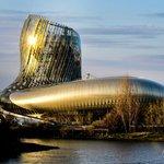 City of Wine in Bordeaux