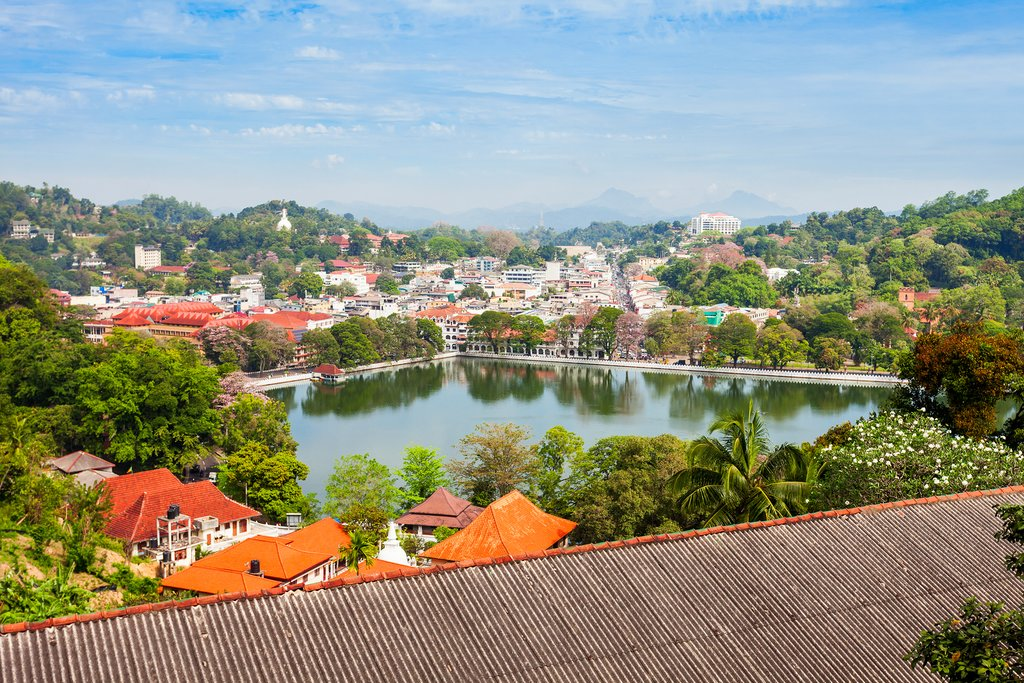 Enjoy a free day to wander around the Hill Capital, Kandy