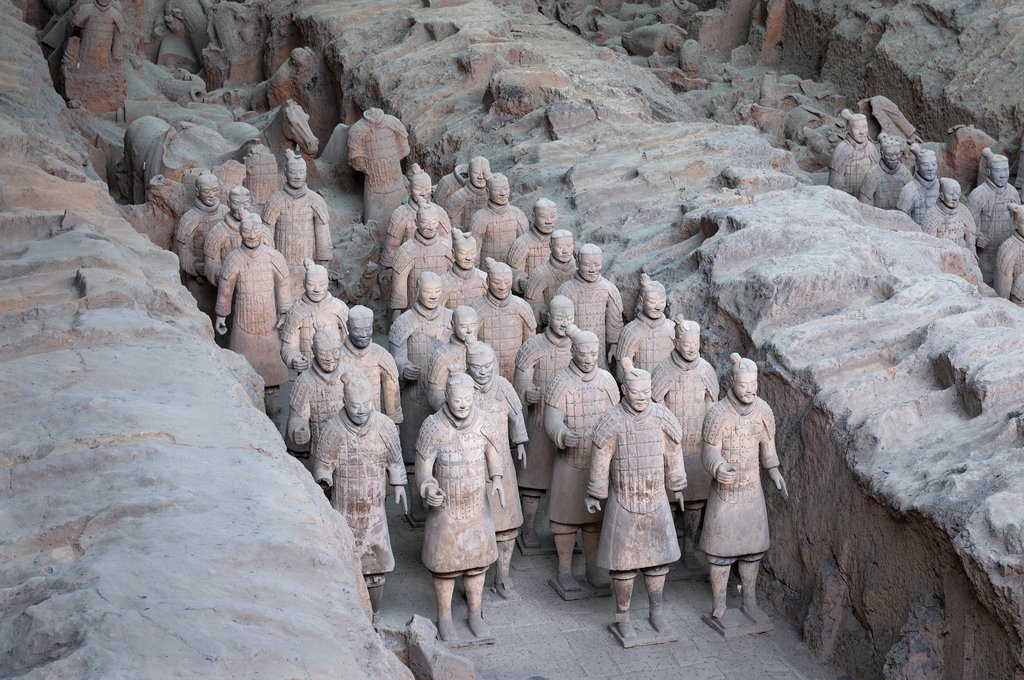 How to Get from Hong Kong to the Terracotta Warriors