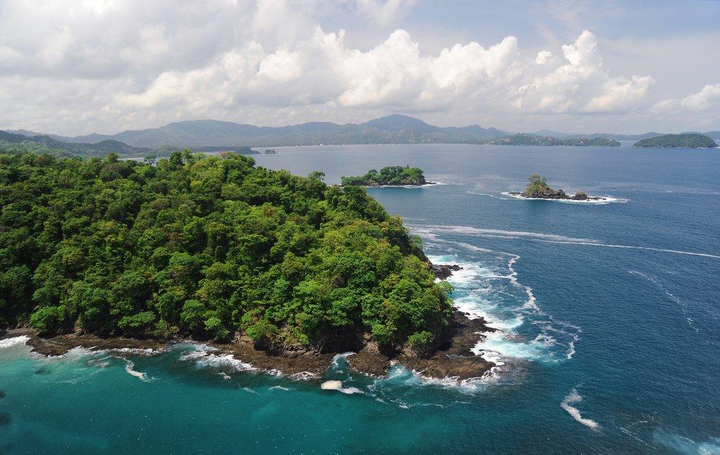 Bid Costa Rica's western coast farewell
