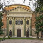 Modena synagogue, located in the heart of the city