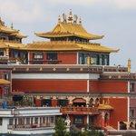The Namo buddha Monastery