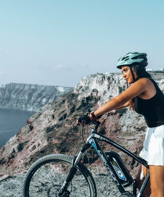 Bike & Caldera