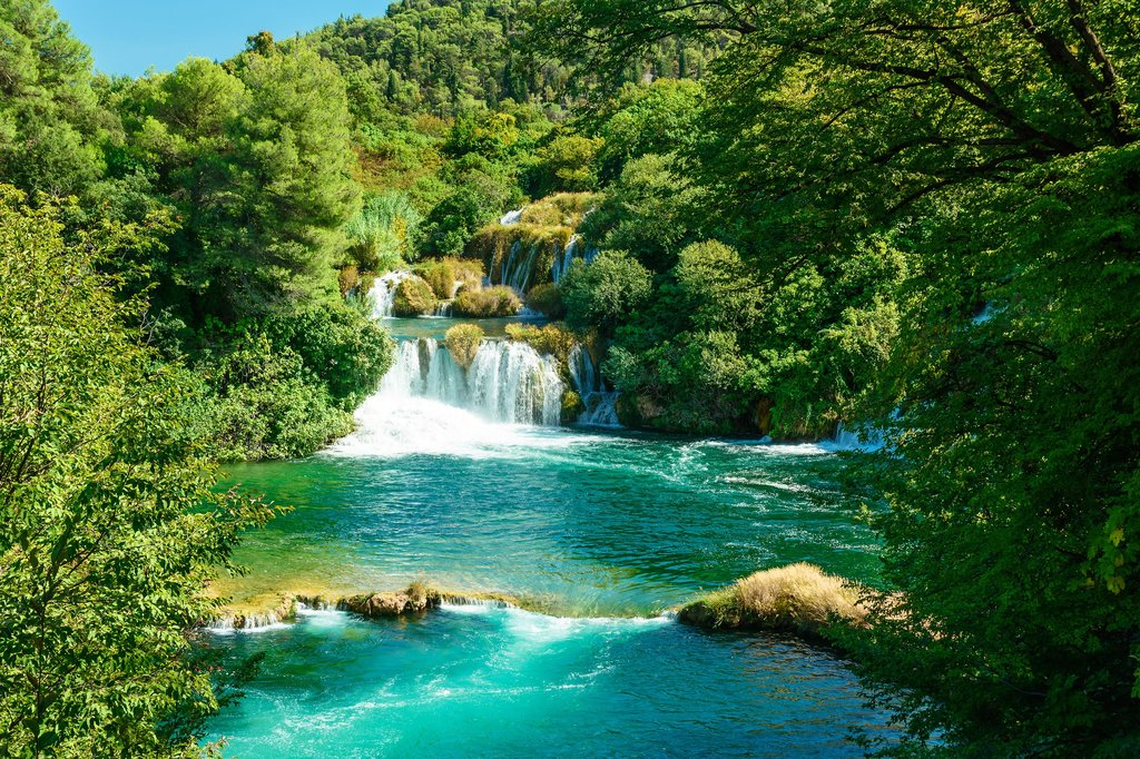 Croatia - Waterfalls of Krka National Park