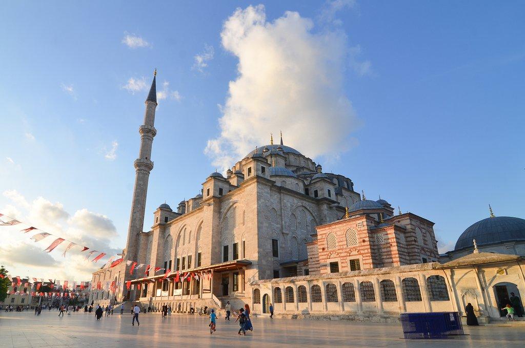 Faith Mosque Istanbul, Turkey