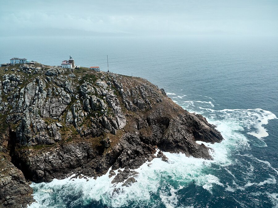 Stay in a lighthouse at the 'end of the world'