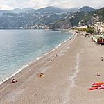 Beach Day on the Amalfi Coast