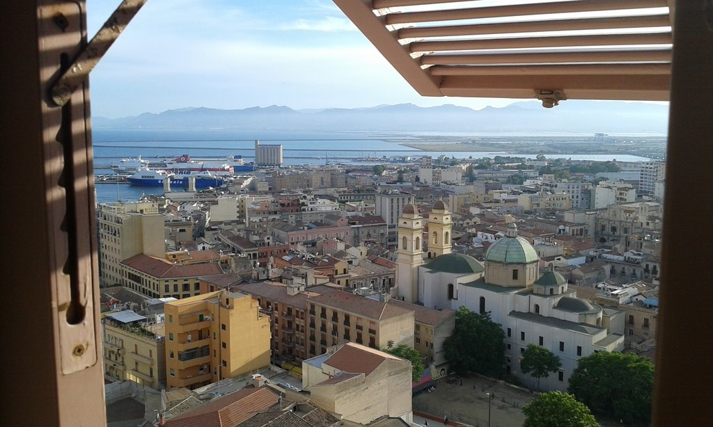 Ciao Cagliari!
