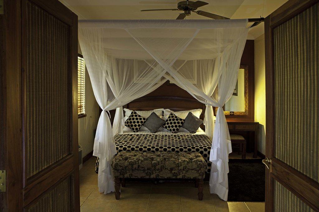Kingdom Hotel in Victoria Falls, Zimbabwe