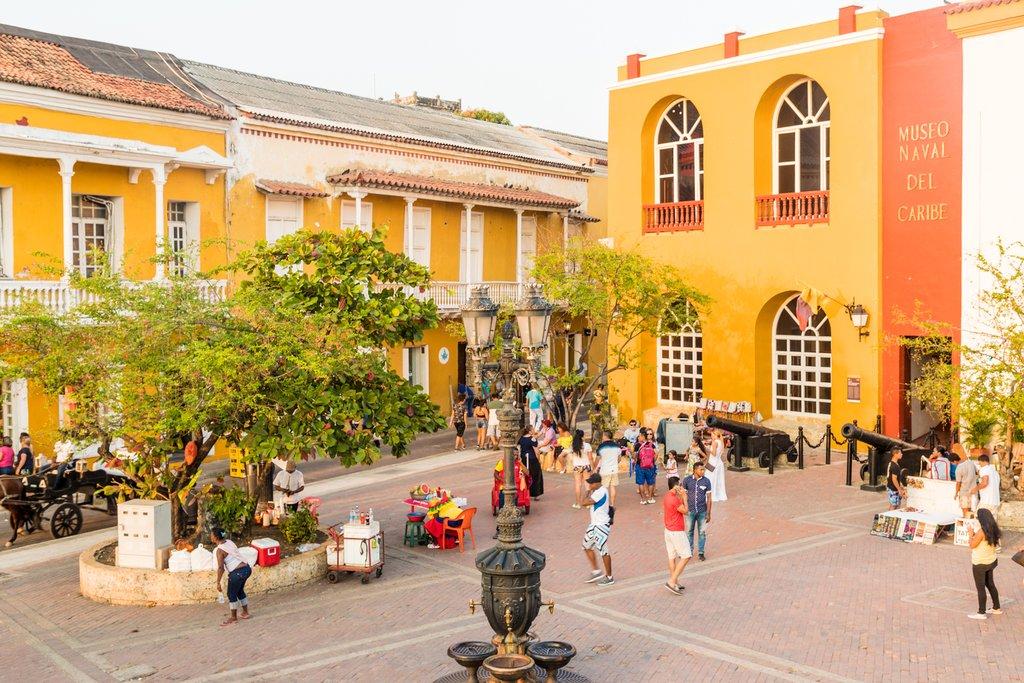 Calle San Juan de Dios, Cartagena