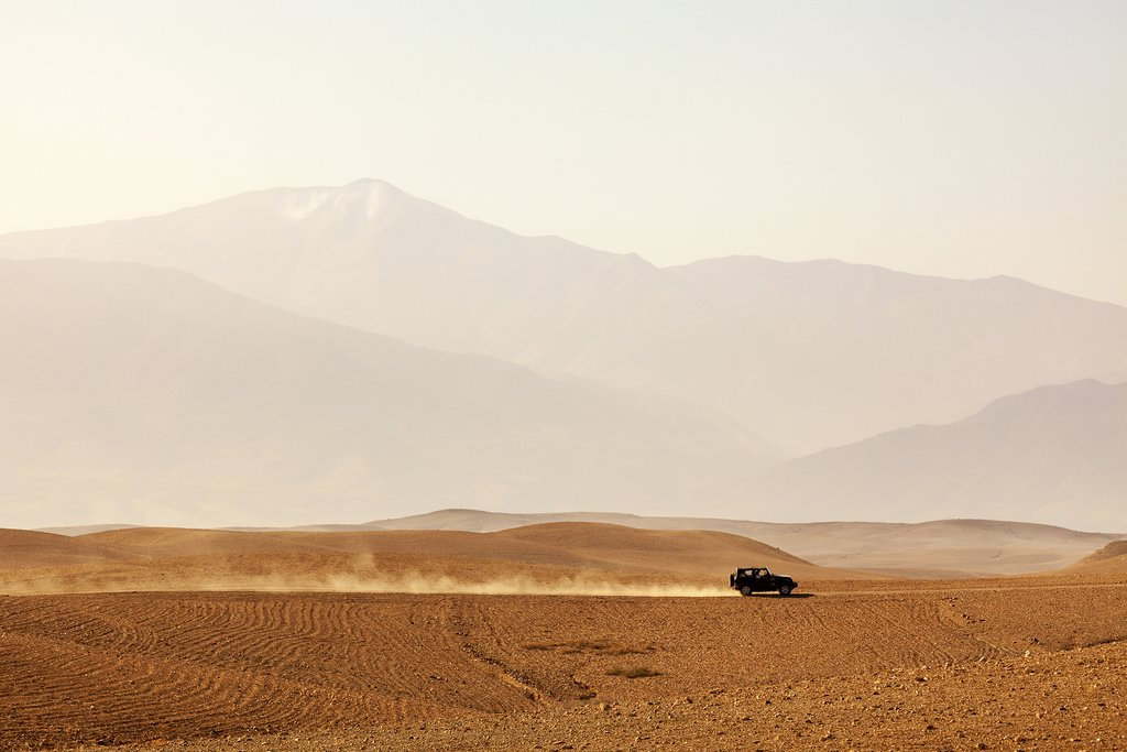 How to Get from Marrakech to Agafay