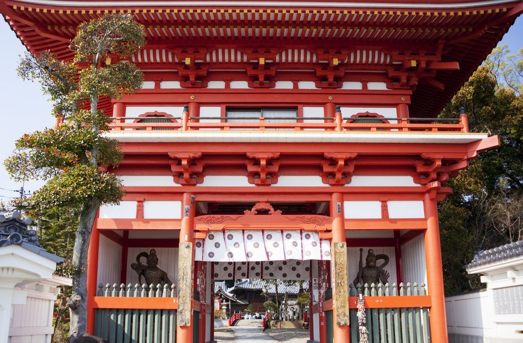 Temple 3, Konsen-ji, Photo Courtesy of Shutterstock/PhotoNN