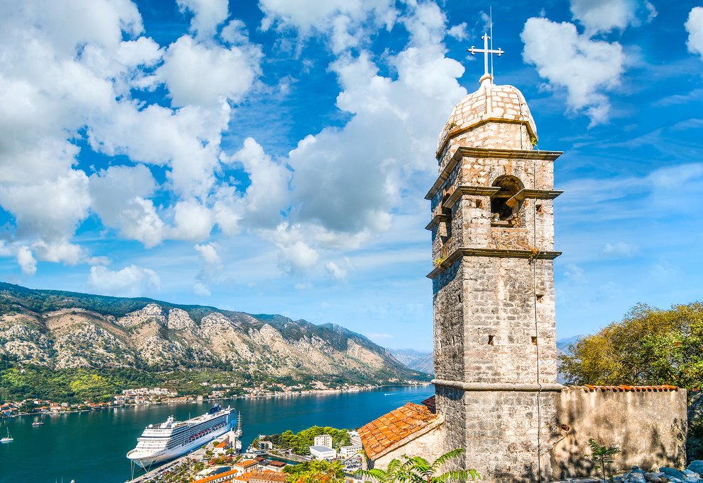 Scenic Views of Kotor