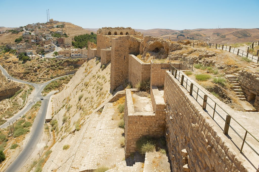 A view from Karak