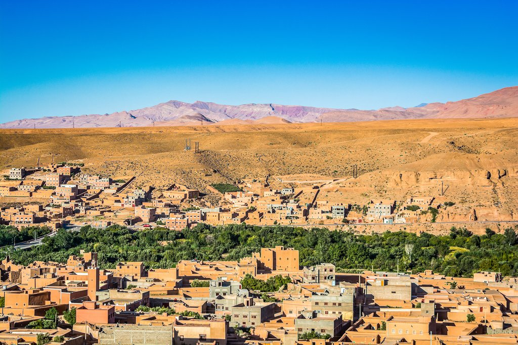 How to Get from Marrakech to Boumalne Dades