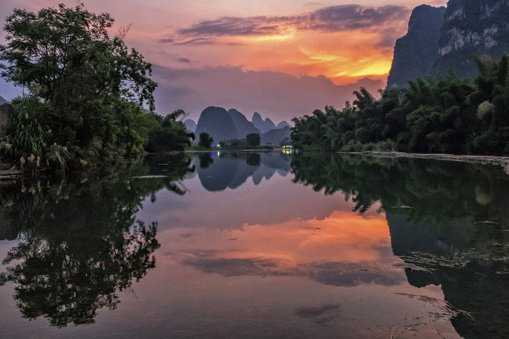 How to Get from Shanghai to Guilin