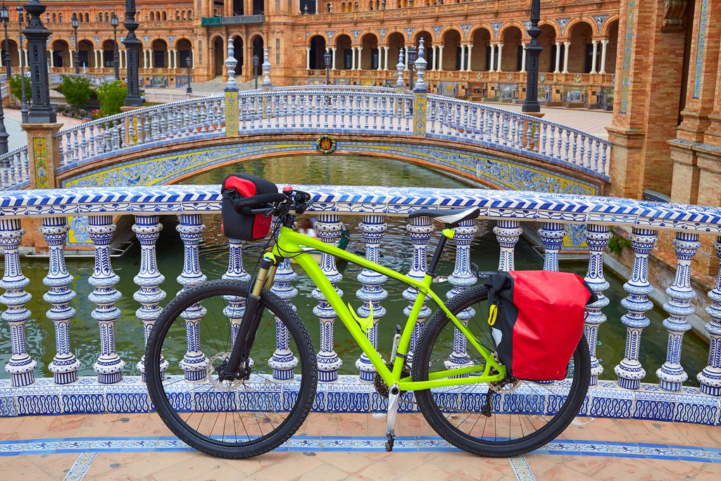 See Seville on two wheels!