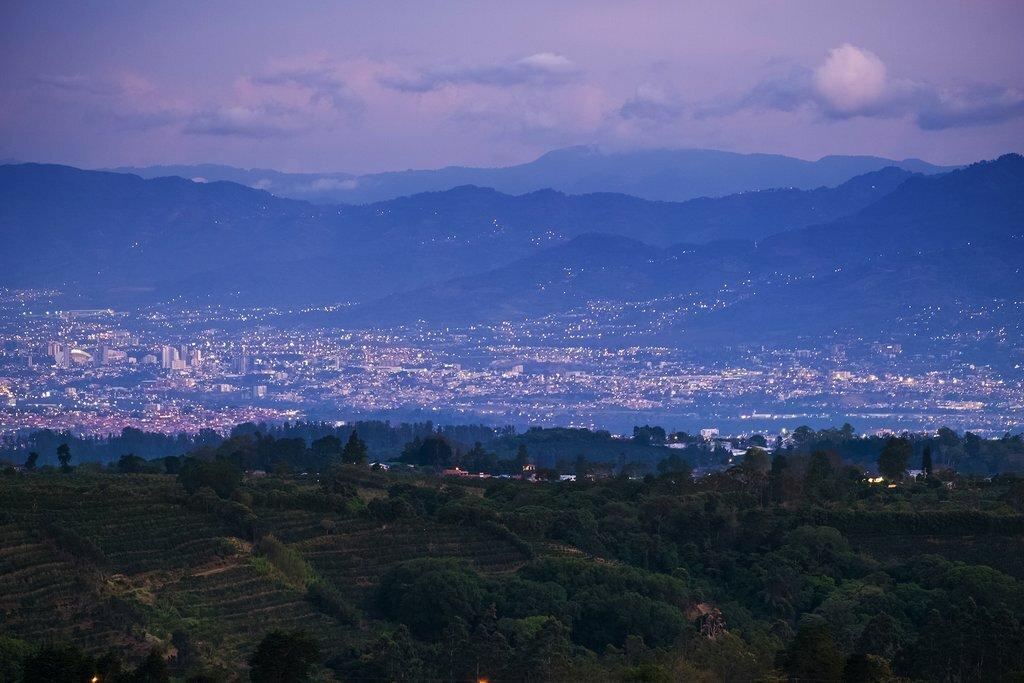 San Jose at Twilight