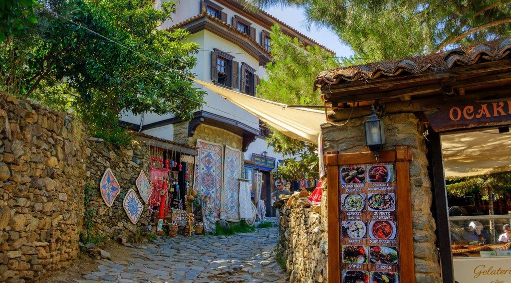 The Charming Streets of Şirince