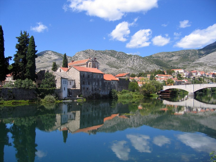 The beautiful stones of Trebinje in the daytime (c) Goran Andjelic