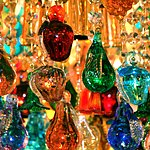 Glass Blowing Tour