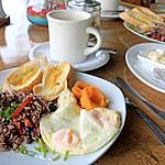 Gallo pinto, a traditional Costa Rican breakfast