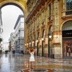 Milan Fashion Tour & Fashion Workshop