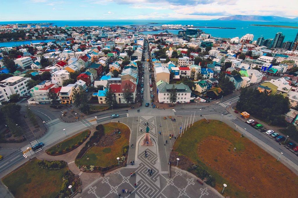 Reykjavik City Center