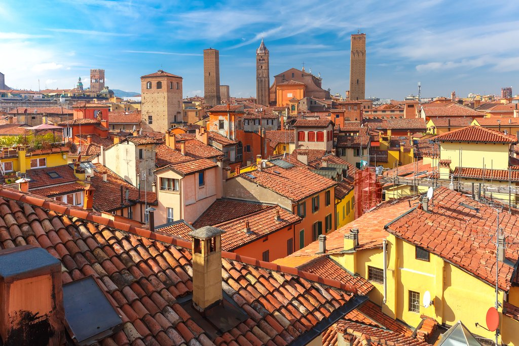 How to Get from Rome to Bologna