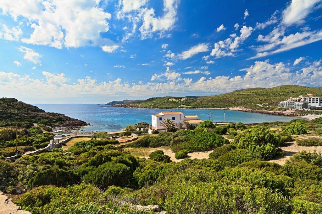 La Caletta Bay, Sardinia