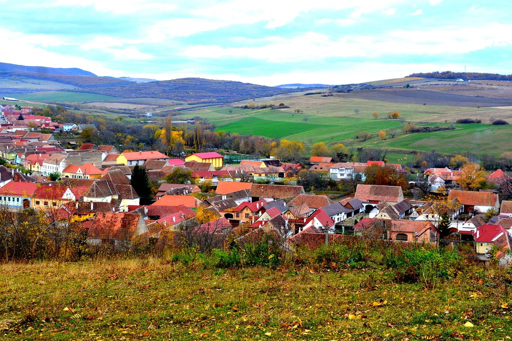 Typical Transylvanian Villages