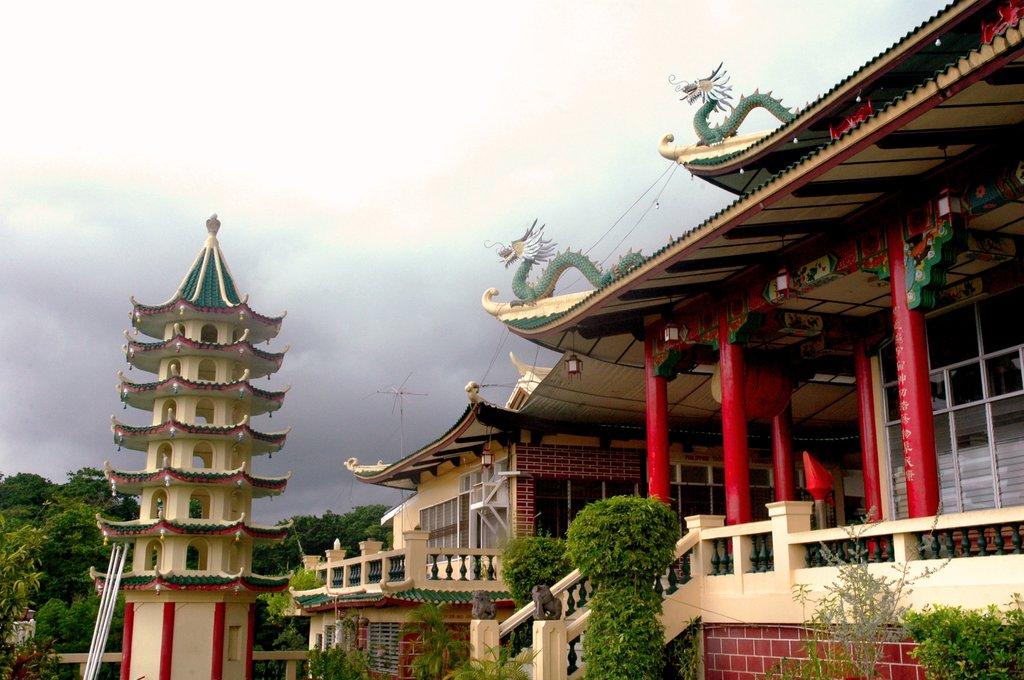 Taoist Temple, Mactan, the Philippines
