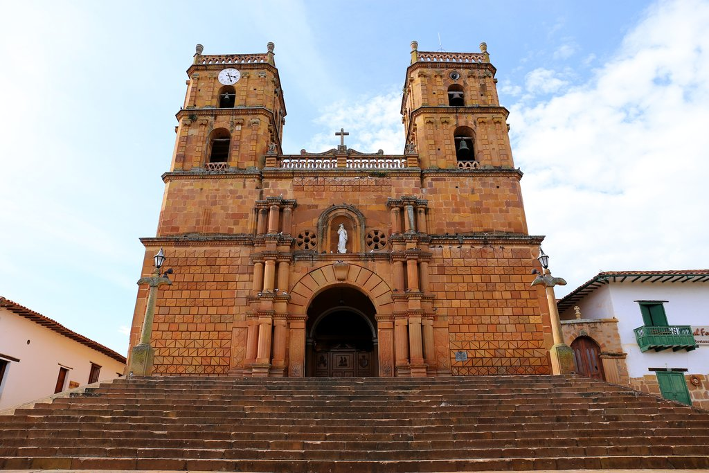 Church of the Immaculate Conception, Barichara