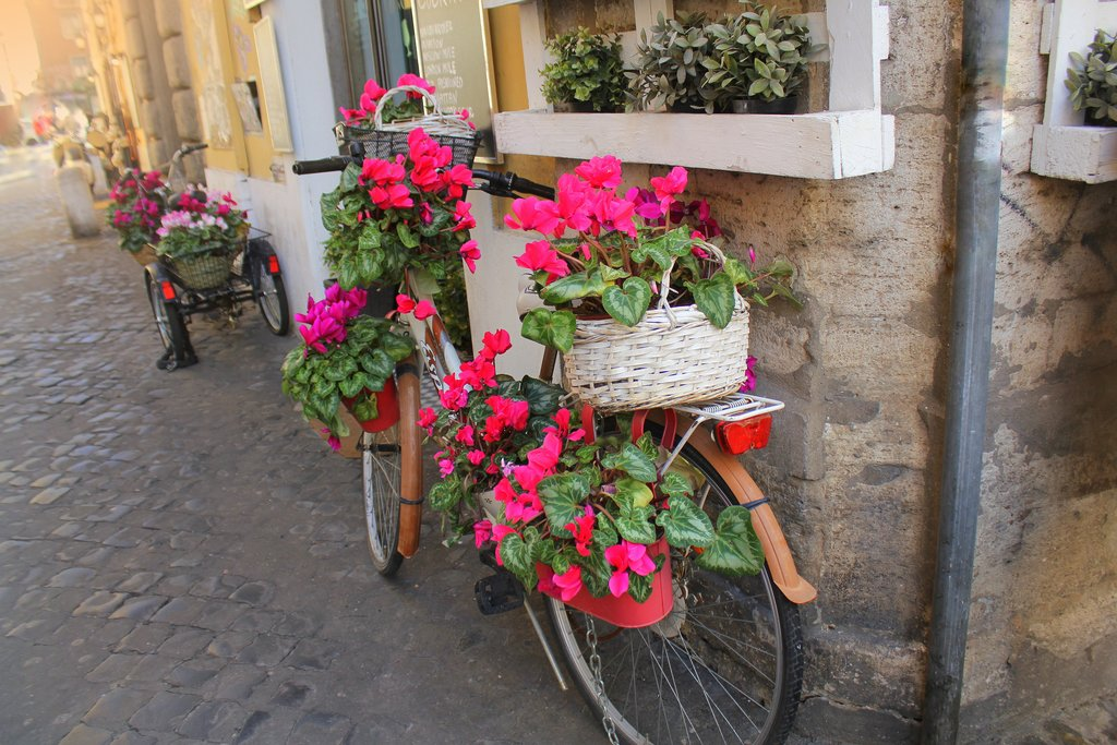 Little details of life in Rome