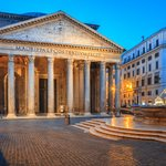 Take a stroll around the Pantheon