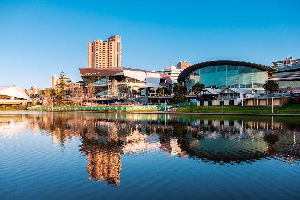 Australia - Adelaide - Adelaide city centre