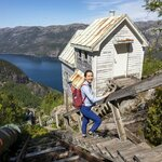 Flørli Hike & Lysefjord Cruise