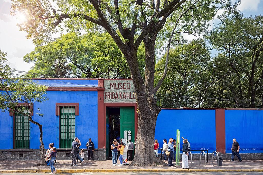 Coyoacán - Casa de  Frida
