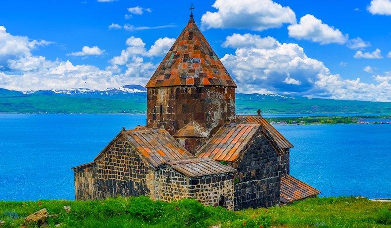 The Sevanavank monastery